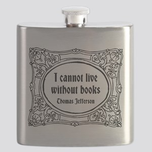 Without Books Flask