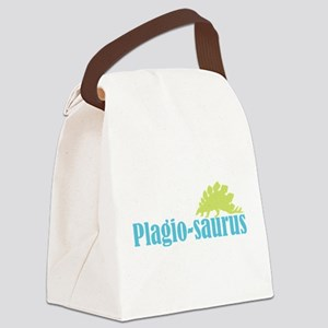 PlagioSaurus Canvas Lunch Bag