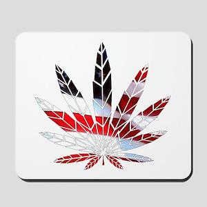 American Weed Mousepad