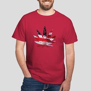 American Weed Dark T-Shirt