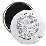 Icelandic Sheepdog Magnet