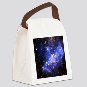 Magellanic Clouds (High Res) Canvas Lunch Bag