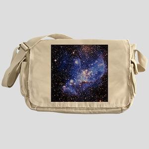 Magellanic Clouds (High Res) Messenger Bag