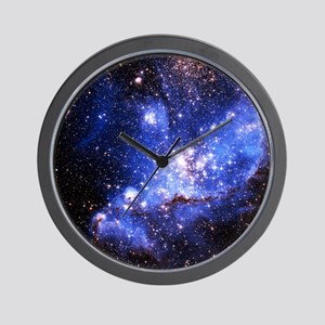 Magellanic Clouds (High Res) Wall Clock