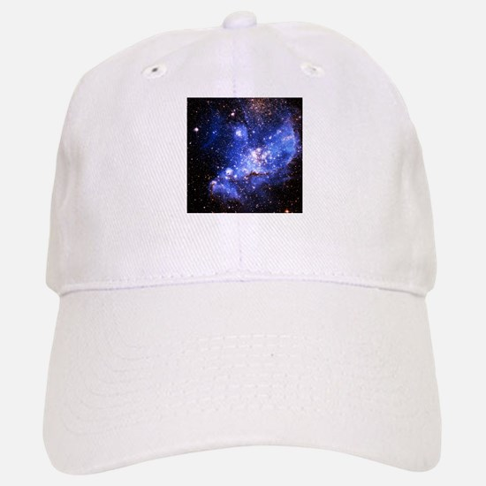 Magellanic Clouds (High Res) Baseball Baseball Cap