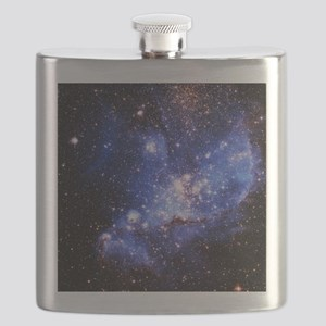 Magellanic Clouds (High Res) Flask