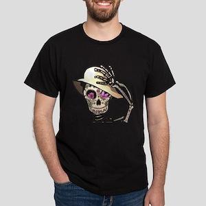 Sunny Skeleton T-shirt Dark T-Shirt