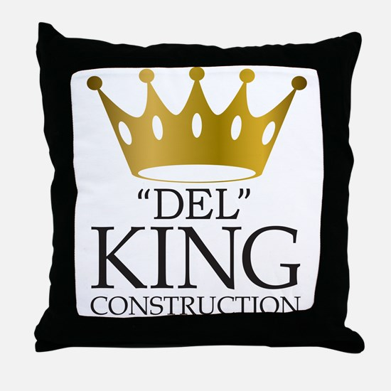 """Del King Construction from """"Multiplicity"""" Throw Pi"""