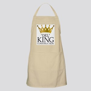 """Del King Construction from """"Multiplicity"""" Apron"""