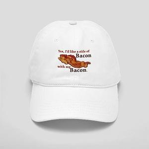 side of bacon Cap