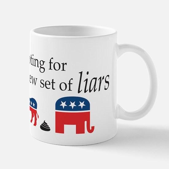 New Set of Liars Mug