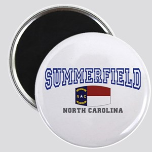 Summerfield, North Carolina NC USA Magnet