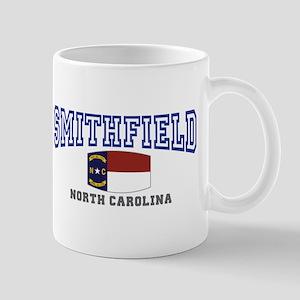Smithfield, North Carolina NC USA Mug