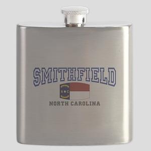 Smithfield, North Carolina NC USA Flask