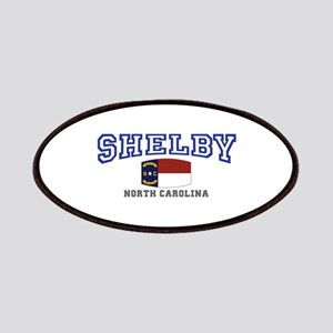 Shelby, North Carolina NC USA Patches