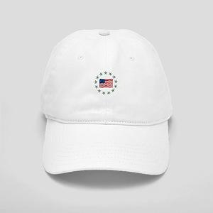 green flag2-forcolor Cap