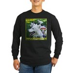 Life With The WooFDriver Long Sleeve Dark T-Shirt