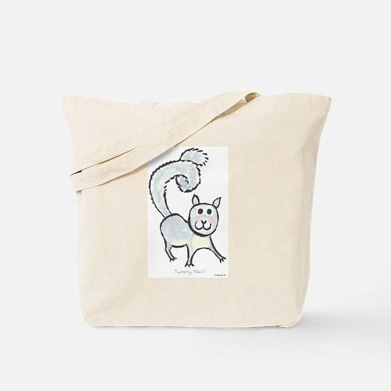 Twisty Tote Bag