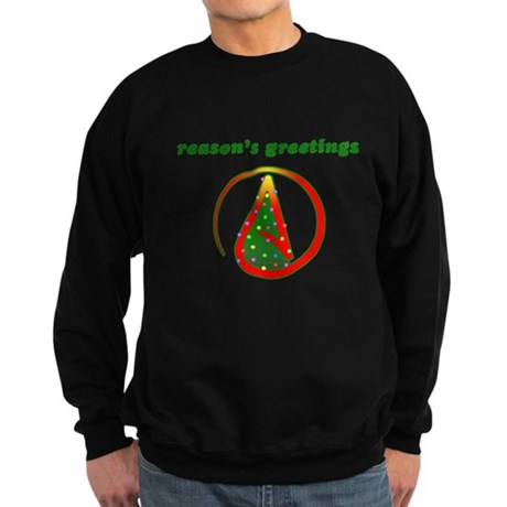 Reasons Greetings Sweatshirt (dark)