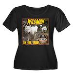 WildMan On the Trails Women's Plus Size Scoop Neck