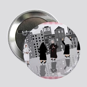 "Catholic Nuns 2.25"" Button"
