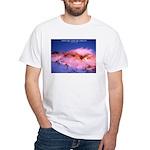 Everest White T-Shirt
