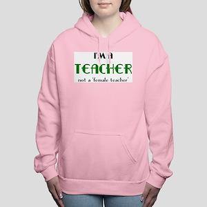 just teacher Women's Hooded Sweatshirt