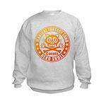 Cat Skull Kids Sweatshirt