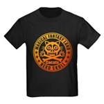 Cat Skull Kids Dark T-Shirt