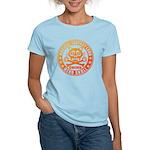 Cat Skull Women's Light T-Shirt