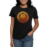 Cat Skull Women's Dark T-Shirt