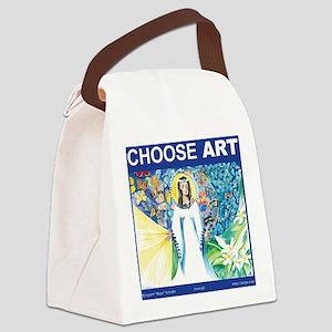 Iemanja Canvas Lunch Bag