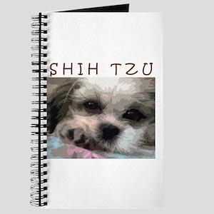 Shih Tzu Pop Art Matilda Journal