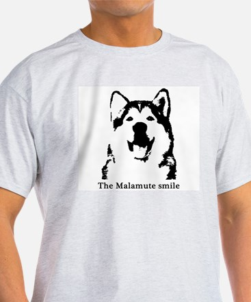 The Malamute Smile T-Shirt