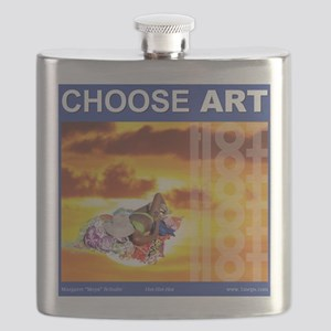 Hot-Hot-Hot, by Margaret Meps Schulte Flask