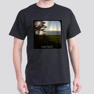 Front lawn at Esalen, Big Sur Dark T-Shirt