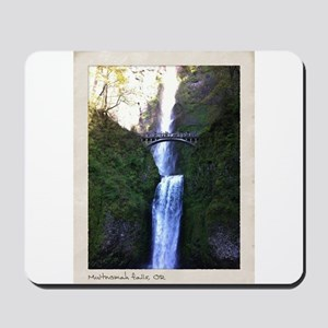 Multnomah falls, OR Mousepad