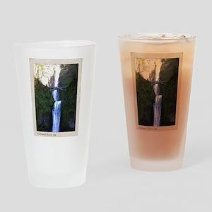 Multnomah falls, OR Drinking Glass
