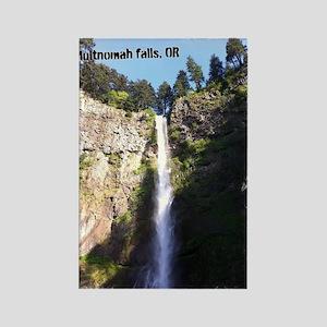 Multnomah falls, OR Rectangle Magnet