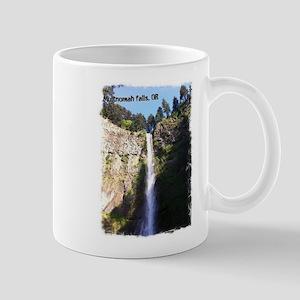 Multnomah falls, OR Mug