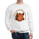 Gaelic Harvest Pumpkin Sweatshirt