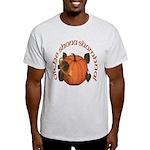 Gaelic Harvest Pumpkin Light T-Shirt