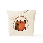 Gaelic Harvest Pumpkin Tote Bag