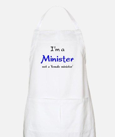just minister Apron