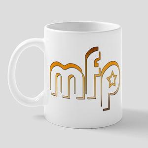 MFP brown w/star Mug