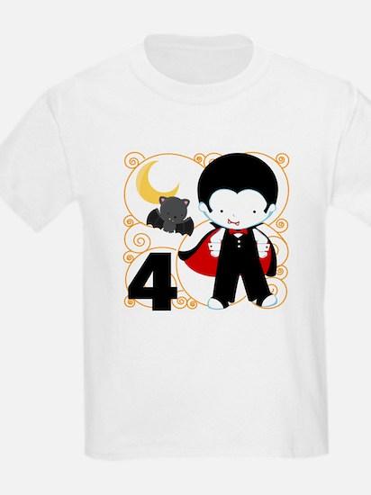 Boys Halloween 4 Kids T-Shirt