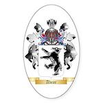 Abear Sticker (Oval)