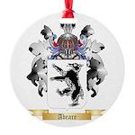 Abeare Round Ornament