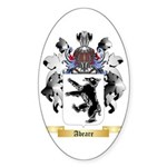 Abeare Sticker (Oval)