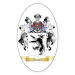 Abeare Sticker (Oval 50 pk)